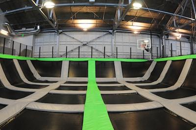 Two Sided Skateboard